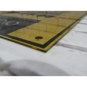 Табличка из акрила 40х30 см (код 10405)