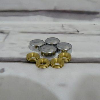 Комплект из 4 декоративных держателей для табличек (код 91001.2)