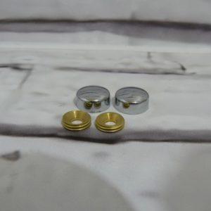 Комплект из 2 декоративных держателей для табличек (код 1001.1)