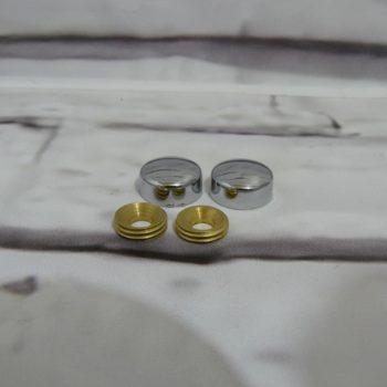 Комплект из 2 декоративных держателей для табличек (код 91001.1)