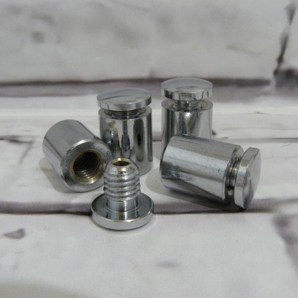 Комплект из 4 дистанционных держателей для табличек