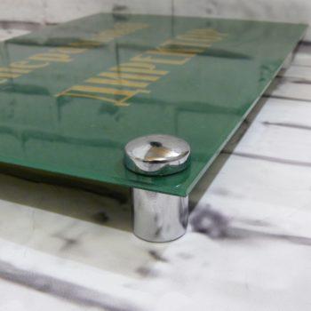 Комплект из 2 дистанционных держателей для табличек (код 91003.1)